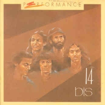 14 Bis - Performance [LP] - comprar online