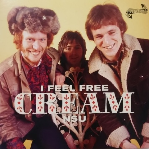 Cream - I Feel Free / NSU [Compacto]