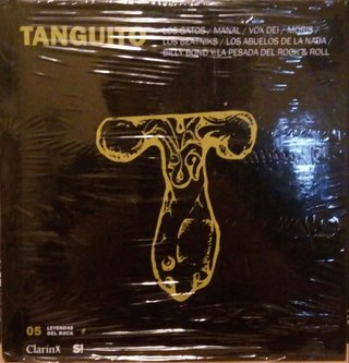 Tanguito - Tanguito [CD]