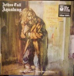 Jethro Tull - Aqualung (The 2011 Steven Wilson Stereo Remix) [LP]