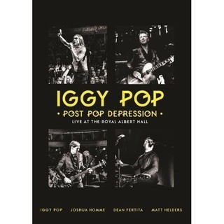 Iggy Pop - Post Pop Depression (Live At The Royal Albert Hall) [DVD]