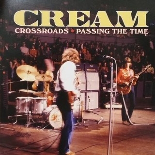 Cream - Crossroads / Passing The Time [Compacto] - comprar online
