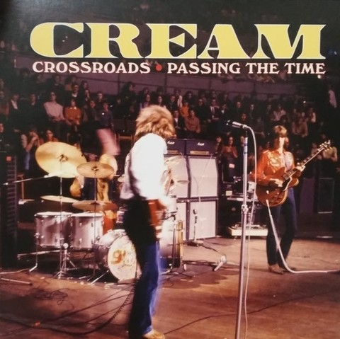 Cream - Crossroads / Passing The Time [Compacto]
