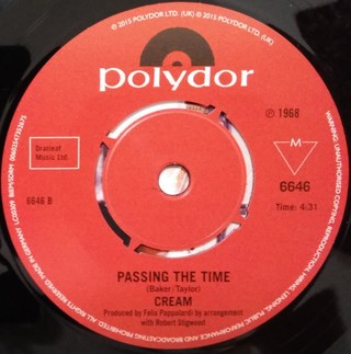 Cream - Crossroads / Passing The Time [Compacto] - loja online
