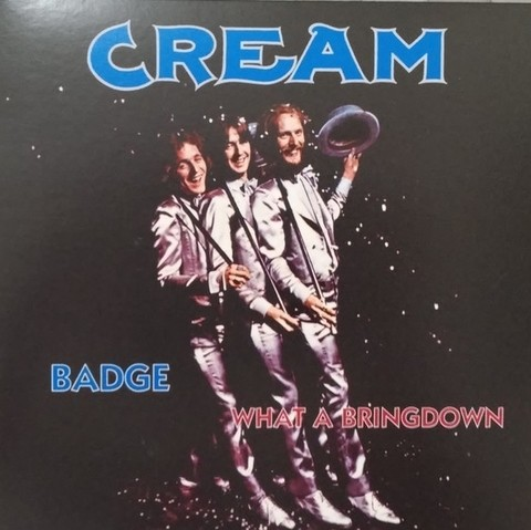 Cream - Badge / What a Bringdown [Compacto] - comprar online