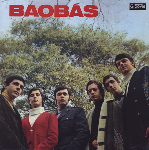 Baobás - Anthology: 1966-1968 [LP] - comprar online