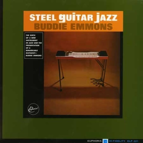 Buddie Emmons - Steel Guitar Jazz [LP]