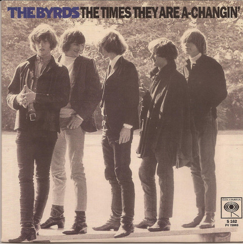 Byrds - The Times They Are A-Changin' [Compacto]