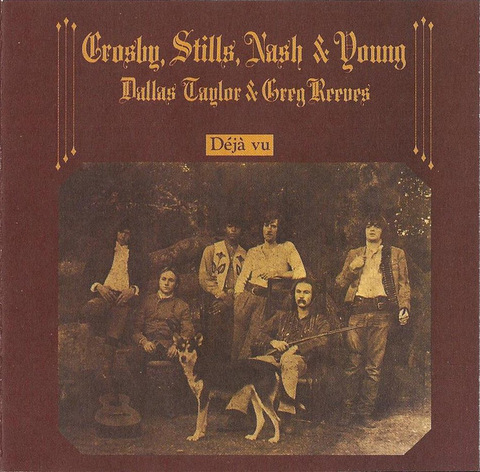 Crosby, Stills, Nash & Young - Déjà vu [CD] - comprar online