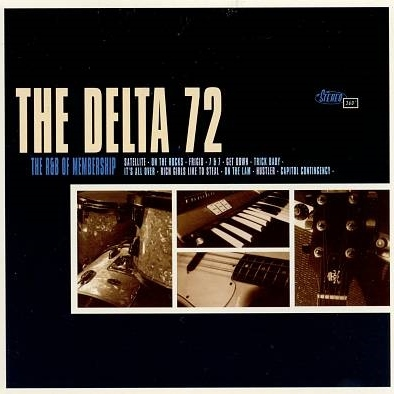 Delta 72 - The R&B of Membership [CD] - comprar online