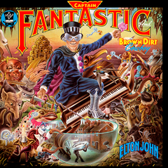 Elton John - Captain Fantastic and the Brown Dirt Cowboy [LP]