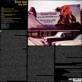 Fever Tree - Live 1969 [LP] na internet