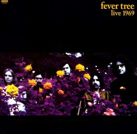 Fever Tree - Live 1969 [LP]