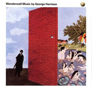 George Harrison - Wonderwall Music [CD]