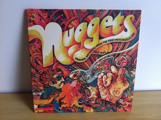 Nuggets - Original Artyfacts From The First Psychedelic Era 1965-1968 [LP Duplo] na internet