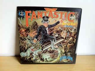 Elton John - Captain Fantastic and the Brown Dirt Cowboy [LP] - comprar online