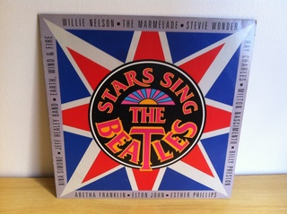 Vários Artistas - Stars Sing The Beatles [LP] na internet