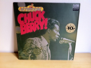 Chuck Berry - Attention! [LP] - comprar online