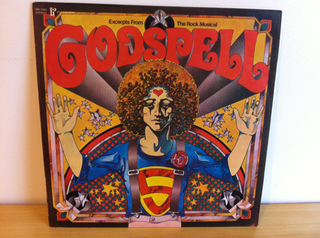 Bruce Baxter Orchestra & Chorus - Godspell (Trilha Sonora) [LP] - 180 Selo Fonográfico