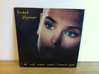 Sinéad O'Connor - I Do Not Want What I Haven't Got [LP] na internet