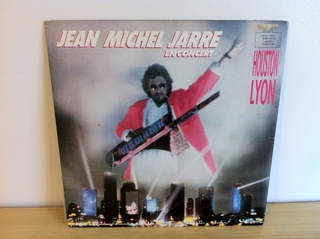 Jean Michel Jarre - In Concert: Houston / Lyon [LP] na internet