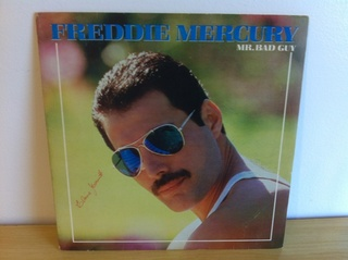 Freddie Mercury - Mr. Bad Guy [LP] - comprar online