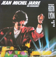 Jean Michel Jarre - In Concert: Houston / Lyon [LP]