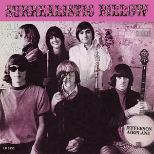 Jefferson Airplane - Surrealistic Pillow [LP]