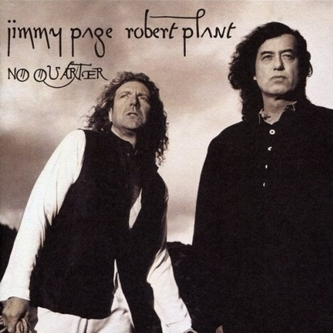 Jimmy Page & Robert Plant - No Quarter [CD] - comprar online