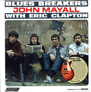 John Mayall & The Blues Breakers - Blues Breakers with Eric Clapton [LP] - comprar online