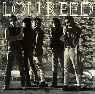 Lou Reed - New York [LP]