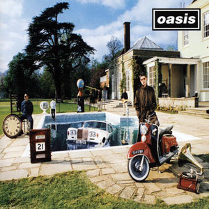 Oasis - Be Here Now [CD] - comprar online