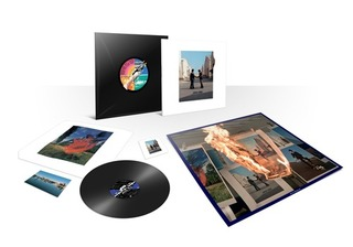 Imagem do Pink Floyd - Wish You Were Here 2011 Ed. [LP + MP3]