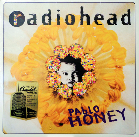 Radiohead - Pablo Honey [LP] - comprar online