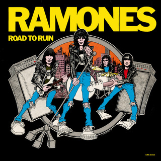 Ramones - Road to Ruin [LP]