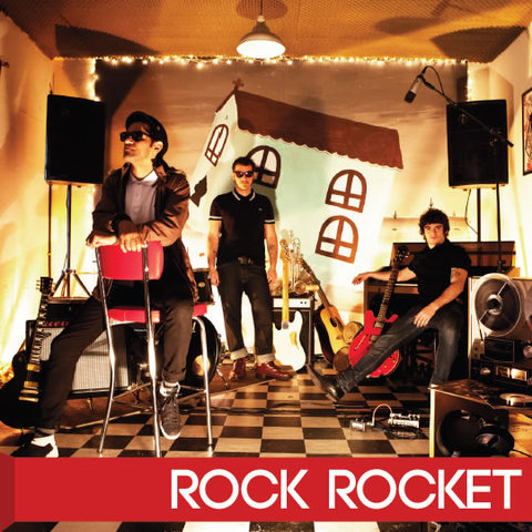 Rock Rocket - Rock Rocket III [LP]