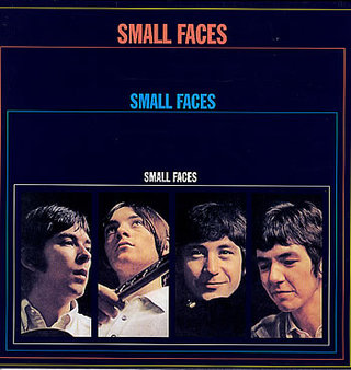 Small Faces - Small Faces (1967) [LP]