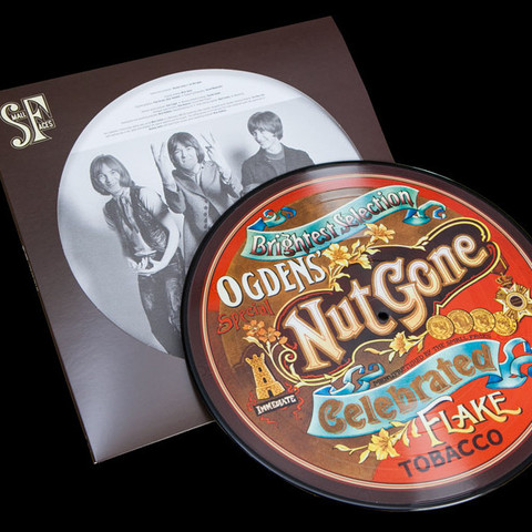 Small Faces - Ogden's Nut Gone Flake [LP]