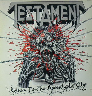 Testament - Return To The Apocalyptic City [LP]