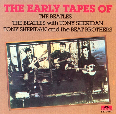 Beatles - The Early Tapes of The Beatles with Tony Sheridan [CD] - comprar online