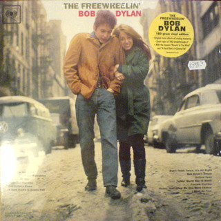 Bob Dylan - The Freewheelin' Bob Dylan [LP] na internet