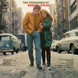 Bob Dylan - The Freewheelin' Bob Dylan [LP]