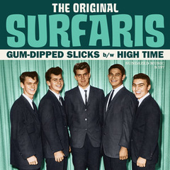 Original Surfaris - Gum-Dipped Slicks [Compacto]