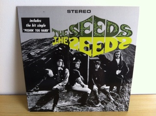 The Seeds - The Seeds (1966) [LP] - comprar online