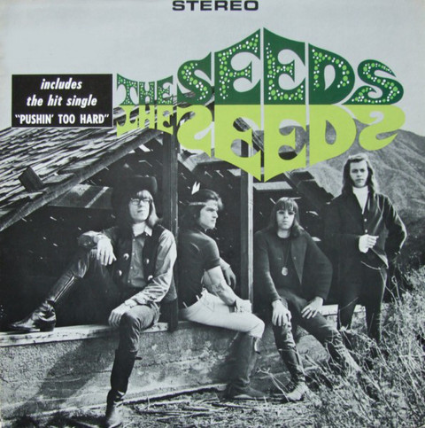The Seeds - The Seeds (1966) [LP]