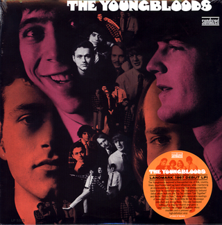 Youngbloods - The Youngbloods [LP] - comprar online