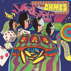Yardbirds - Little Games [LP] - comprar online