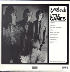 Yardbirds - Little Games [LP]