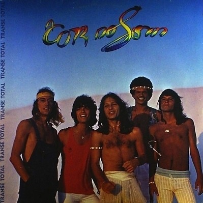 Cor do Som - Transe Total [LP] - comprar online