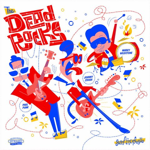 Dead Rocks - Surf Explosão [LP]